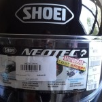 casque moto shoei