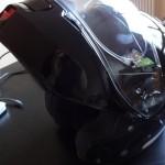 casque de moto haut de gamme