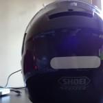 casque moto modulable 2013