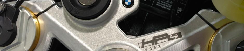 HP4 moto sportive BMW