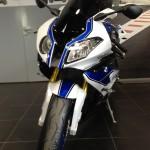 Superbe moto sportive chez Boxer Passion à Rennes