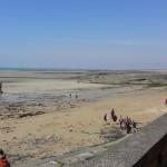 plage de Granville (Normandie)