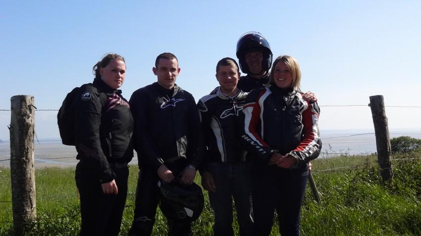 motards et motardes rennais