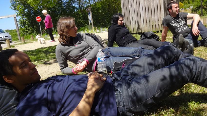 repos des motards rennais