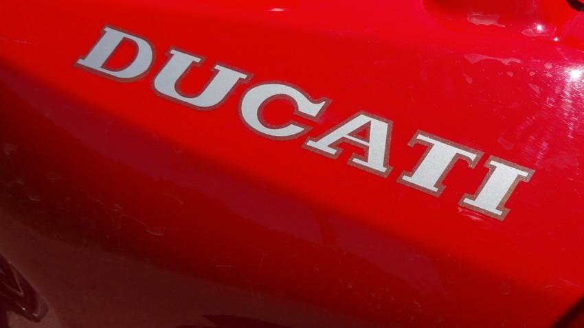 moto Ducati Rennes