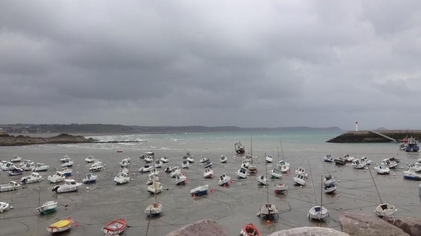 Port de Erquy : 23 juin 2013