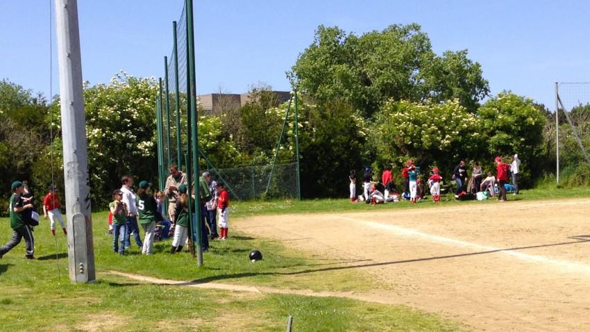 terrain de jeu Baseball à Rennes