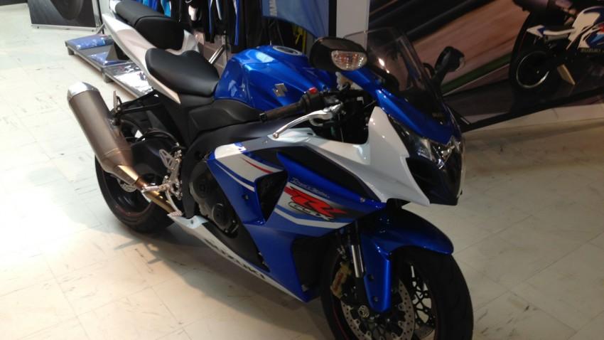 moto suzuki Dym's moto Rennes