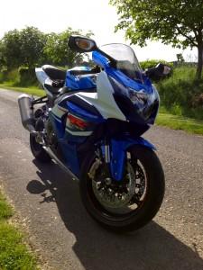 moto suzuki drym's moto rennes