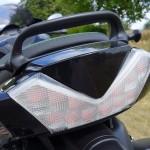 feux arrière du ZZR 1400