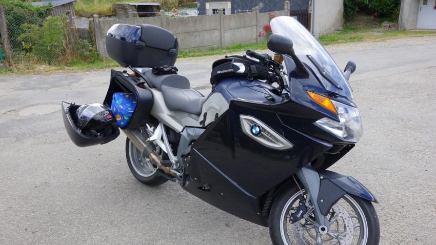 moto bmw k13gt à Lannion