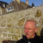 Didier et David Jazt plage de Rotheneuf