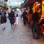 rue d'intra muros à Saint-Malo, loin des Thermes Marins