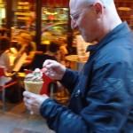 Didier aime la glace du Sanchez