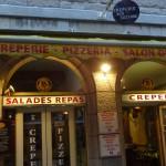 Le restaurant pour Parisien à Saint-Malo