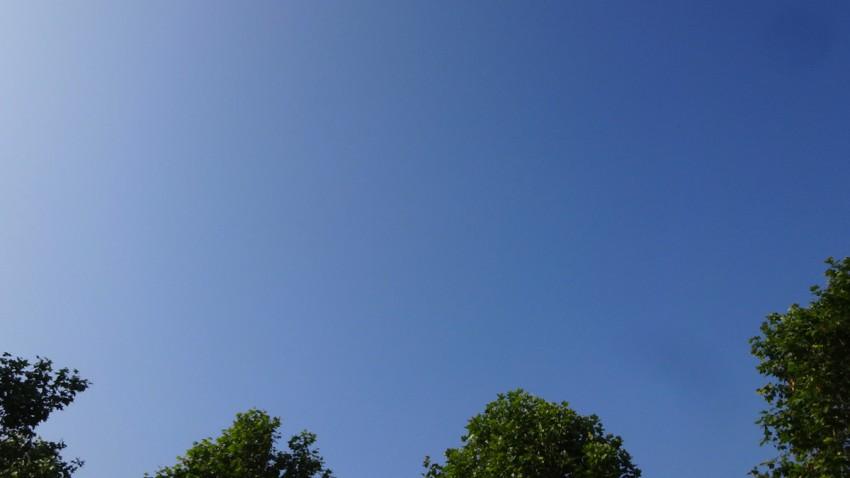 ciel du 7 juillet 2013 à Rennes