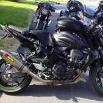 Kawasaki Z 750 N à Rennes Moto Shop 35