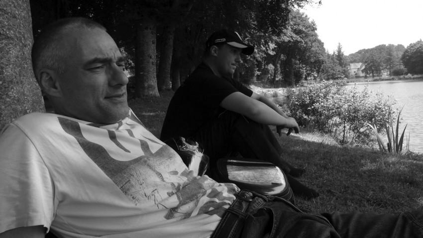 Gilles et Arnaud