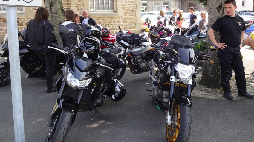 moto à guingamp