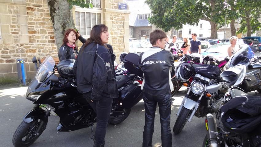 Départ de Guingamp pour Saint-Malo