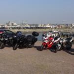 moto de motard