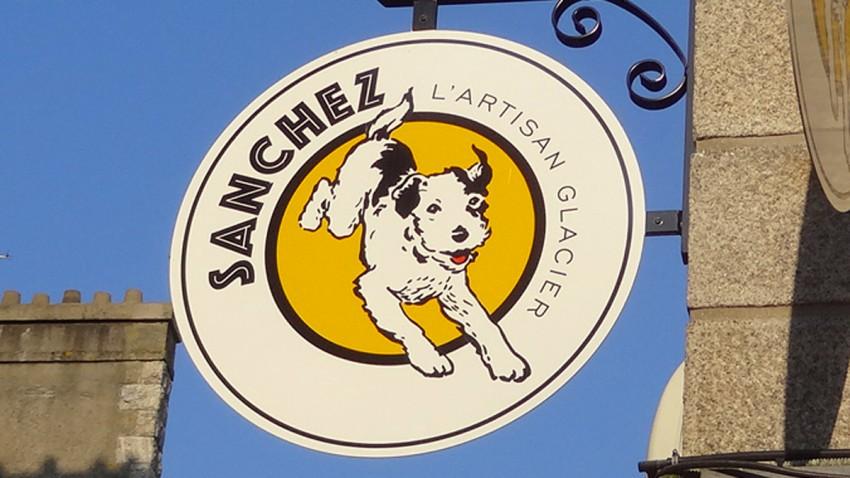 Sanchez : Glacier de Saint-Malo (Intra Muros)