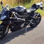 moto sportive Allemande