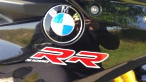 logo BMW S1000RR