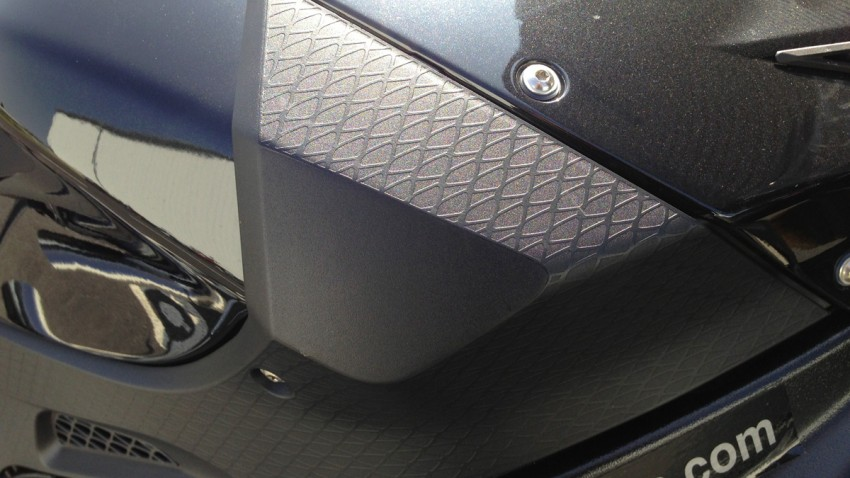 carénage en plastique BMW