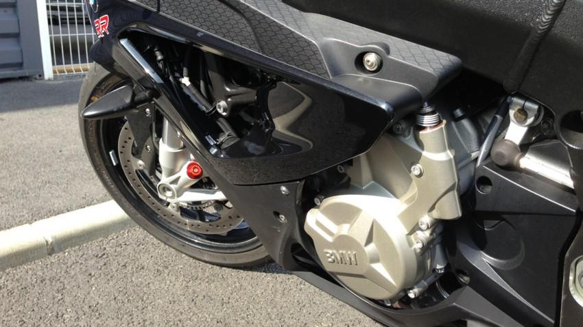 moteur du S1000RR boxer Passion