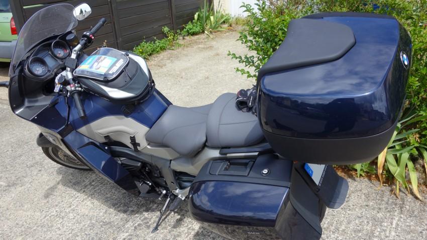 moto routière bmw k 1300 gt de David Jazt