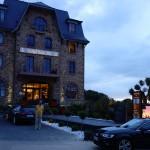 Le Castel à Perros Guirec : hôtel 4 étoiles vue mer