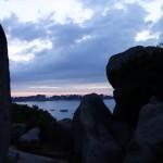 perros guirec et les plages de granit rose