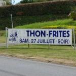 Thon frite en Bretagne