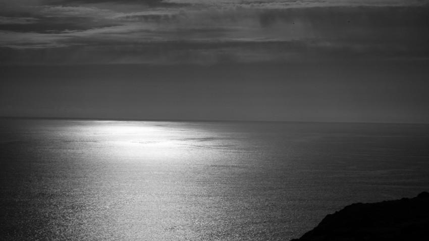 photo mer en Bretagne (Crozon)
