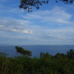vue mer Finistère, superbe