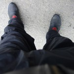 pantalon de pluie du motard Breton à Crozon