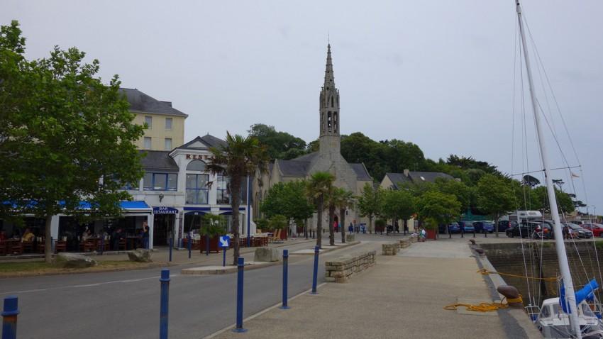 port de Bénodet : Finistère Sud