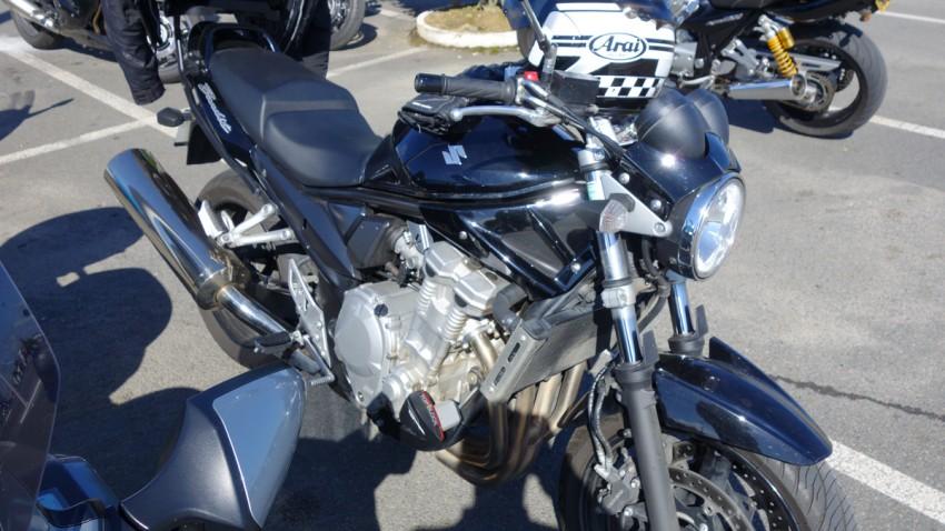 XJR 1300 Yamaha Rennes