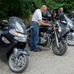 motard Rennais en Bretagne