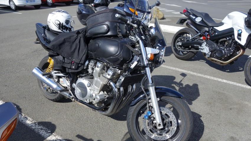 XJR 1300 Yamaha de Gilles