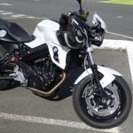 BMW Boxer Passion Rennes : F800R