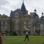 chateau de la Bourbansais