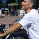 Quand une date pour la sortie moto est sélectionnée !