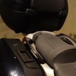valise et chargement à moto : BMW K1300GT