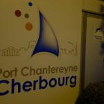 Cherbourg, le port de plaisance