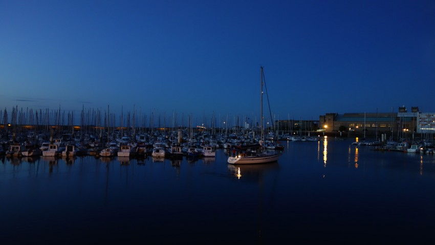 port de plaisance Cherbourg