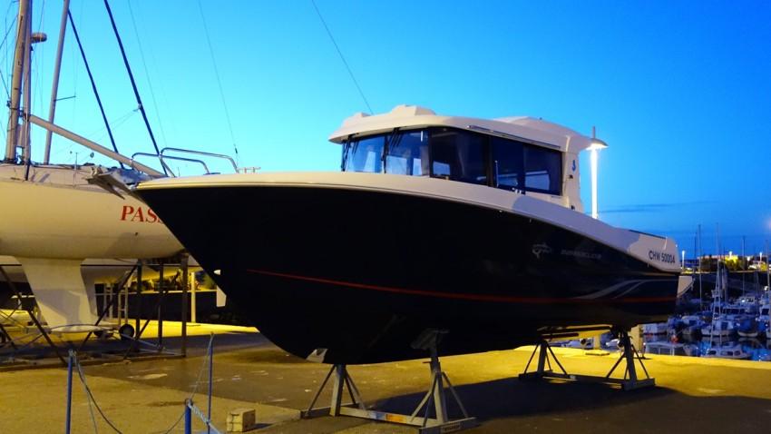 bateau Janneau, leader sur le marché