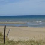 plage d'Utah Beach en Normandie