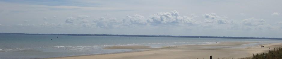plage du débarquement Sainte Mère Eglise